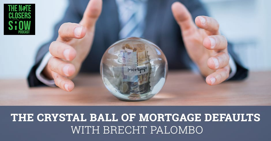 EP 347 - The Crystal Ball Of Mortgage Defaults with Brecht