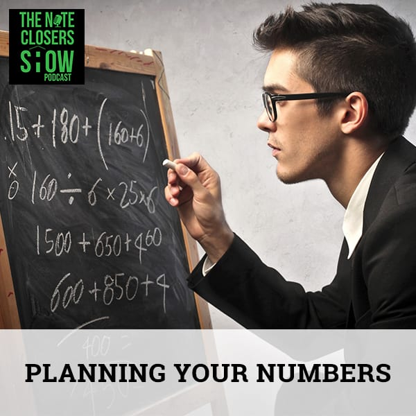 NCS 353 | Planning Your Numbers