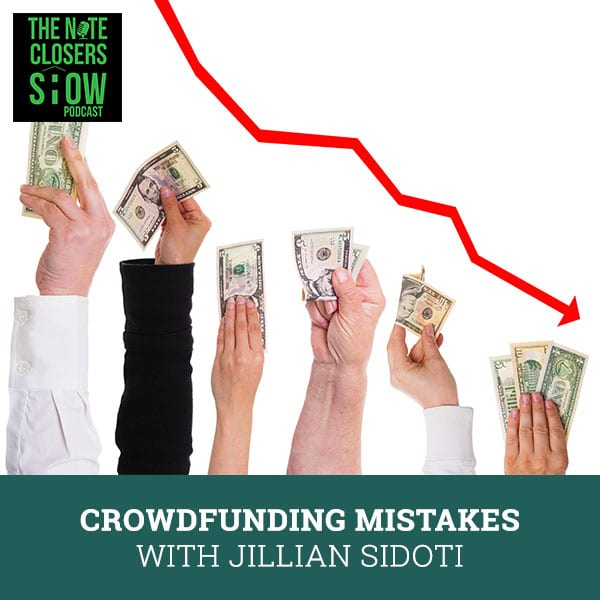 NCS 364 | Crowdfunding Mistakes