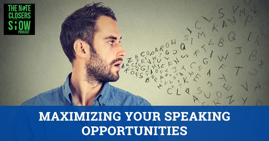 NCS 365 | Maximizing Speaking Opportunities