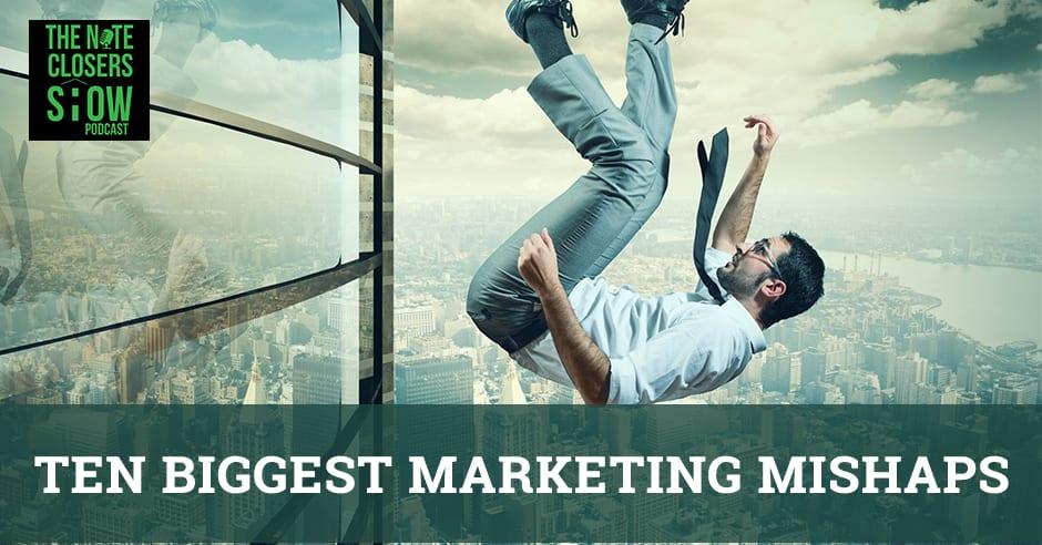 NCS 373   Marketing Mishaps