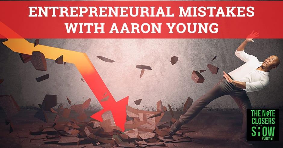 NCS 377 | Entrepreneurial Mistakes