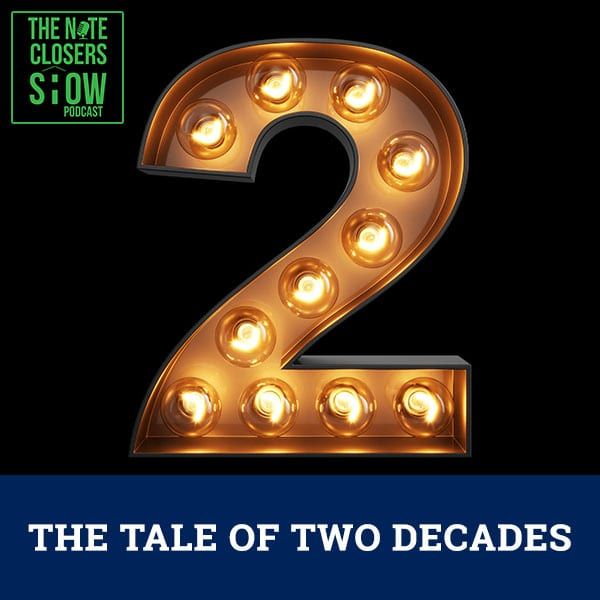 NCS 389 | Tale Of Two Decades