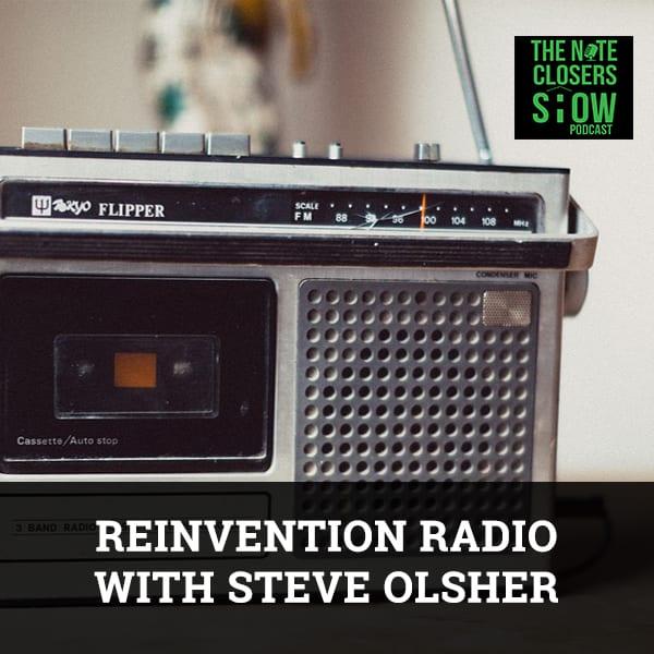 NCS 391 | Reinvention Radio