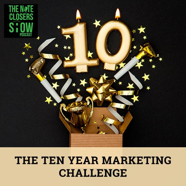NCS 408 | Ten Year Marketing Challenge