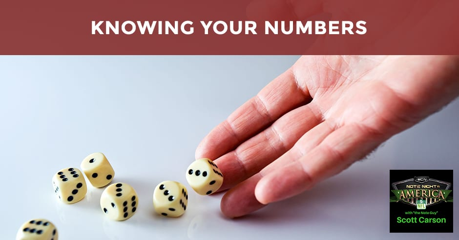 NNA 34 | Knowing Your Numbers