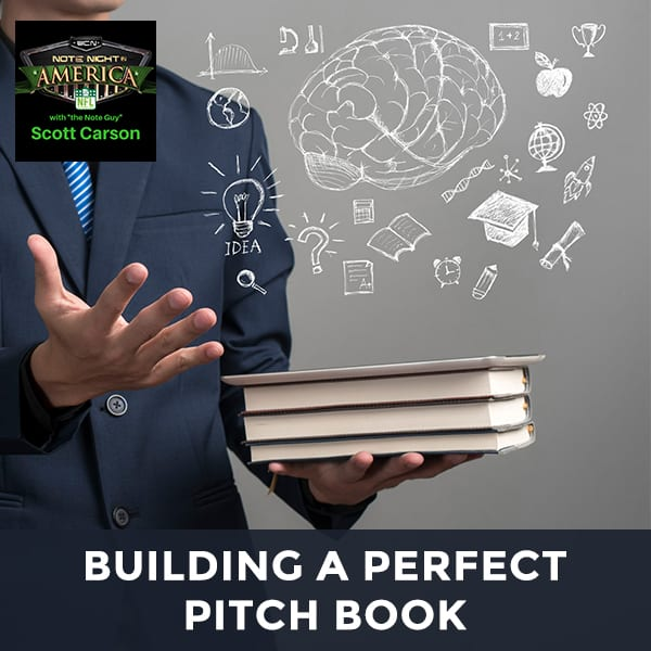 NNA 38 | Pitch Book