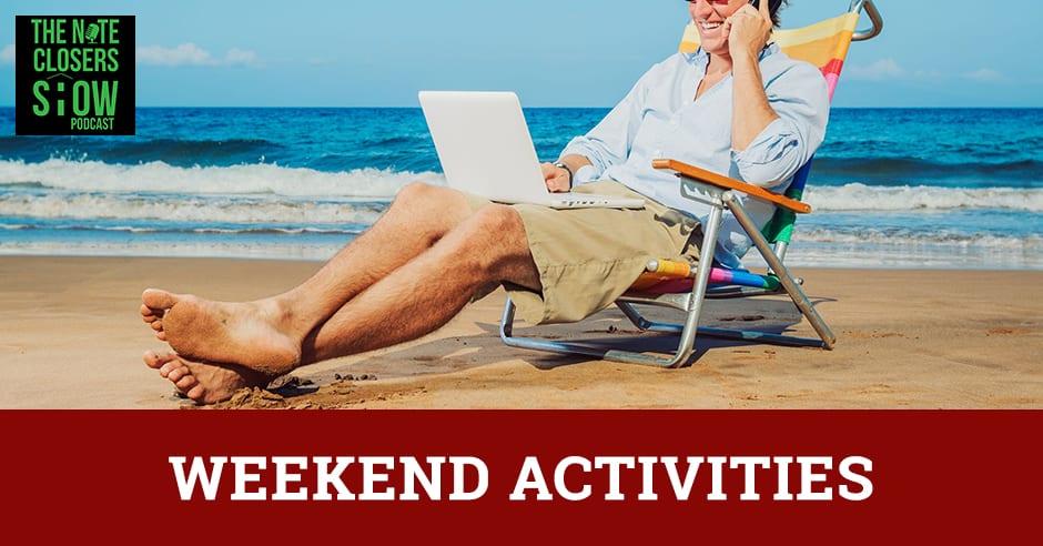 NCS 418 | Weekend Activities