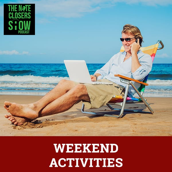 NCS 418 | Weekend Activities
