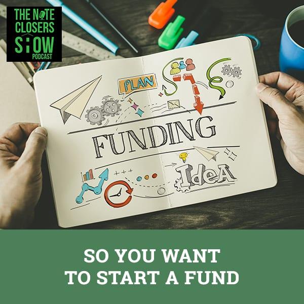 NCS 419 | Start A Fund
