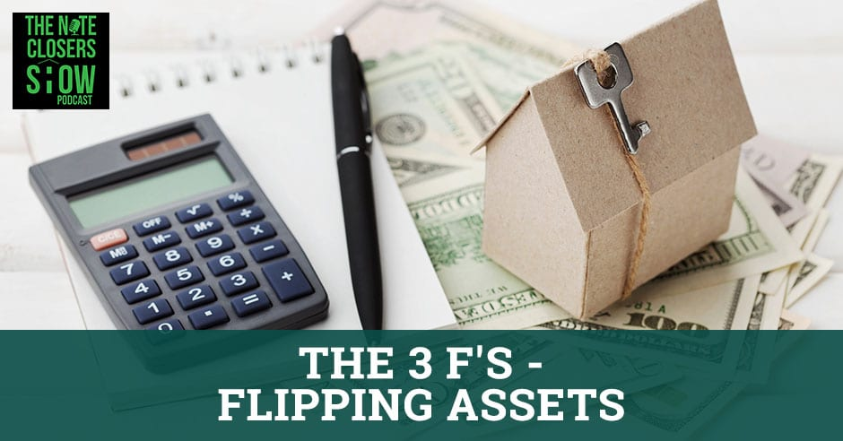 NCS 431 | Flipping Assets