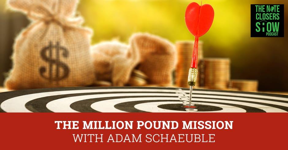 NCS 434   Million Pound Mission