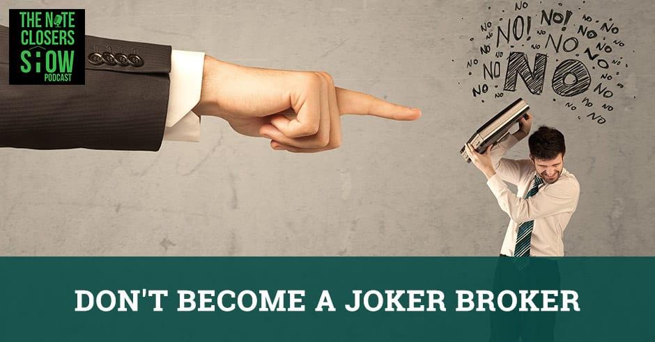 NCS 438 | Joker Broker