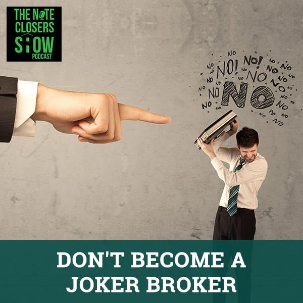 NCS 438   Joker Broker