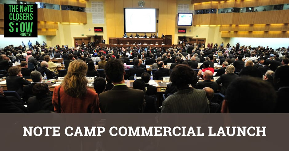 NCS 445 | Commercial Note Investing