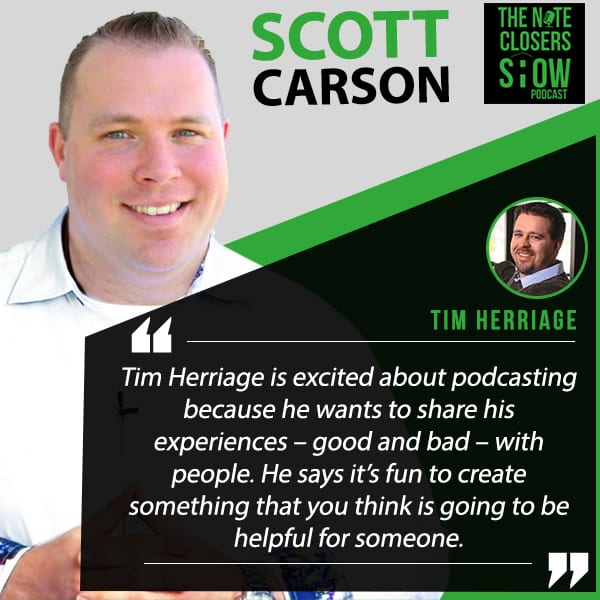 barbecue and business, Tim Herriage, real estate investing, home building, remodeling industry, getting out of the rat race
