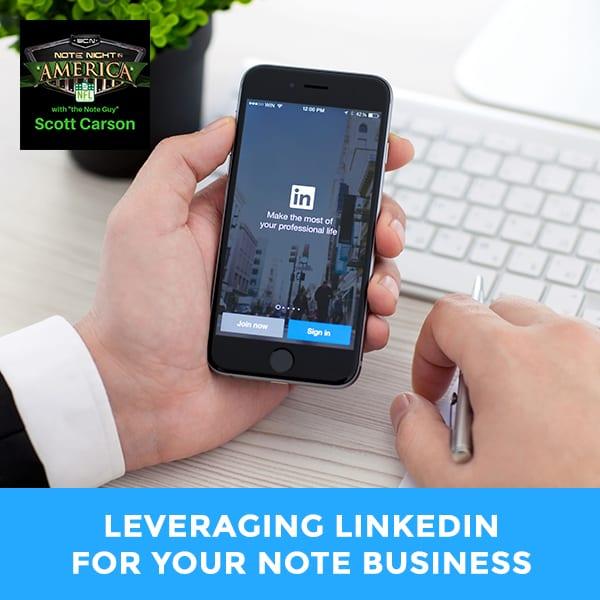 NNA 40 | Leveraging LinkedIn