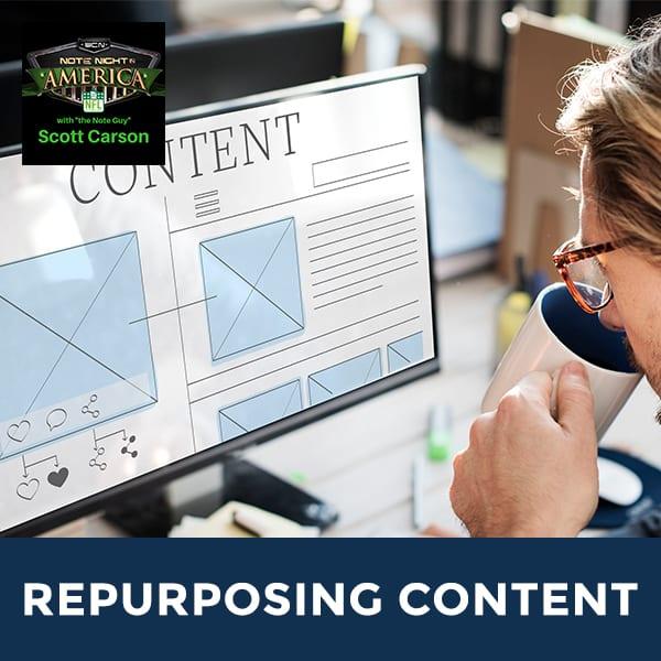 NNA 41 | Repurposing Content