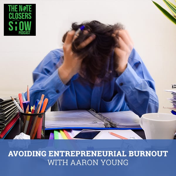 NCS 471 | Avoiding Burnout