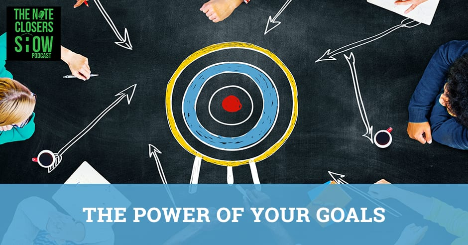 NCS 475   Power Of Your Goals