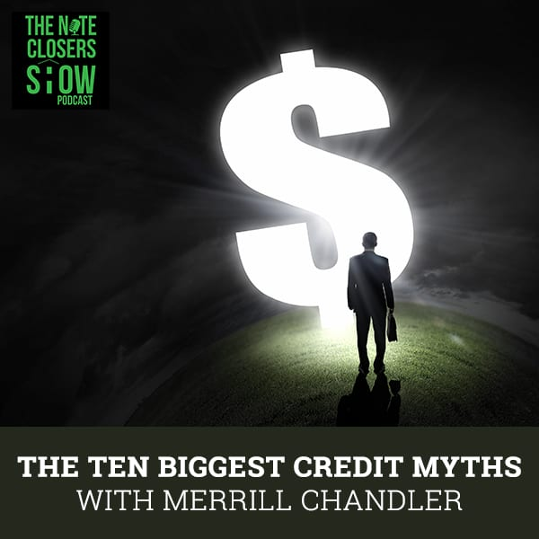 NCS 482 | Biggest Credit Myths
