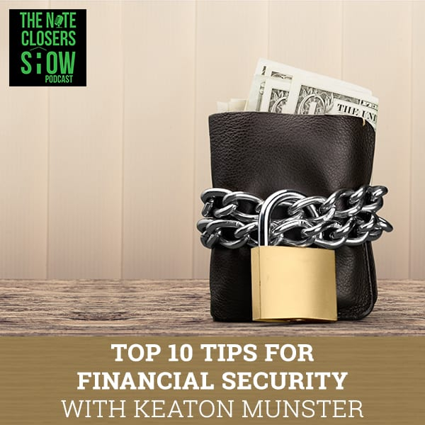 NCS 483 | Tips For Financial Security