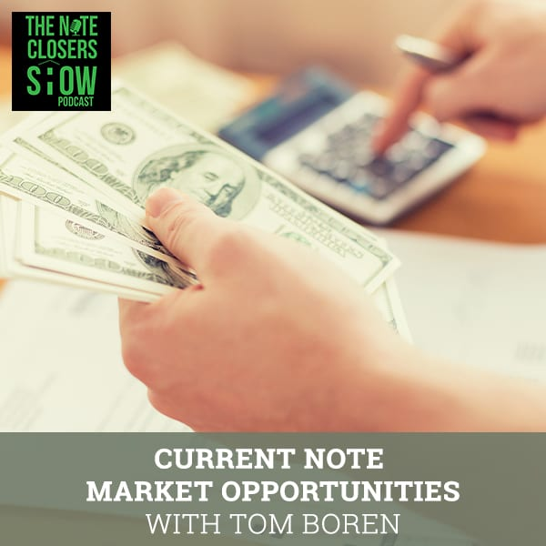 NCS 488 | Note Market Opportunities
