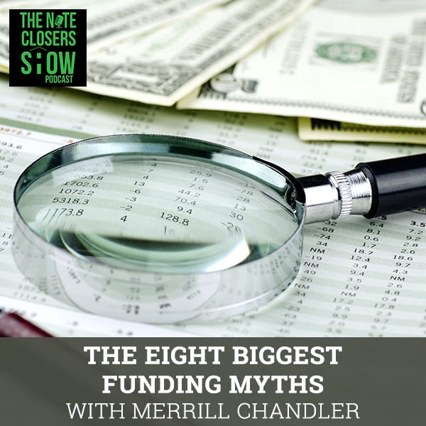 NCS 491 | Biggest Funding Myths