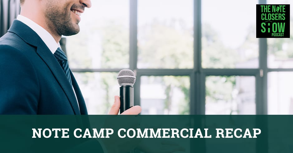 NCS 497 | Note Camp Commercial Bootcamp