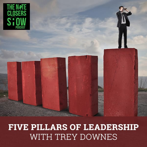 NCS 498 | Five Pillars Of Leadership