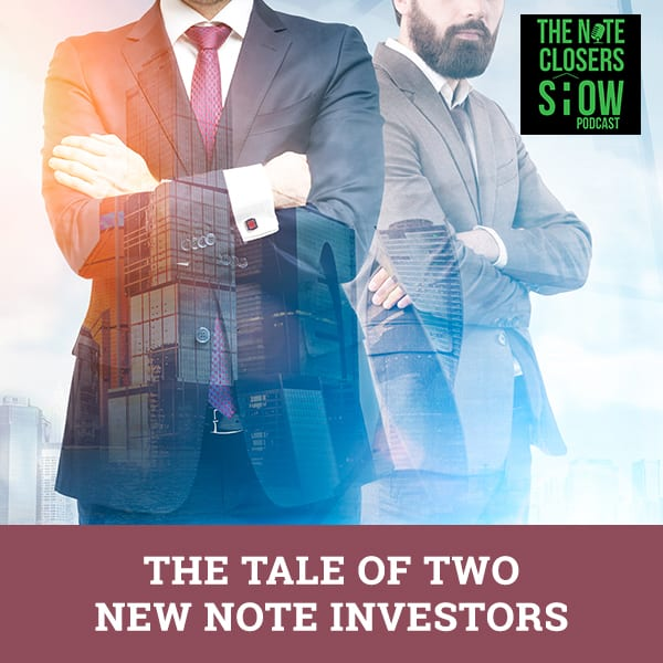 NCS 503 | Different Note Investors