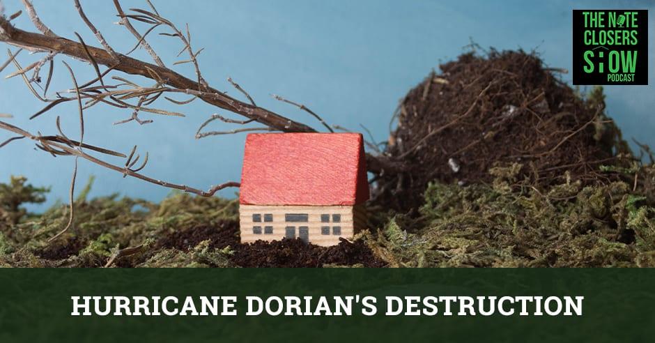 NCS 507   Hurricane Dorian