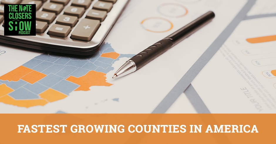 NCS 508 | Fastest Growing American Counties