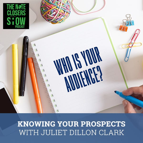 NCS 514 | Knowing Your Prospects