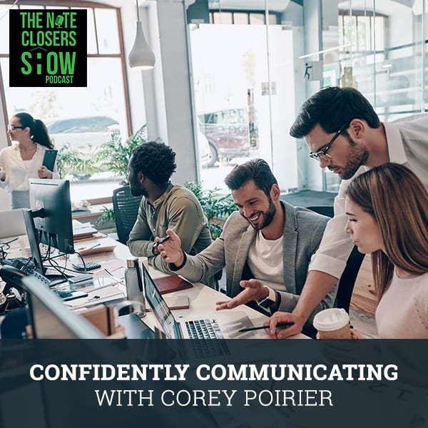 NCS 523 | Communicating With Confidence