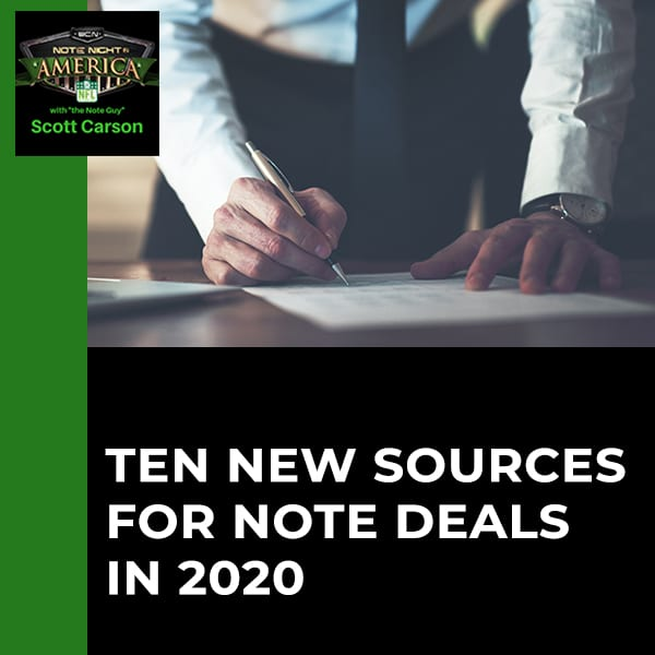 NNA 49 | New Sources For Notes