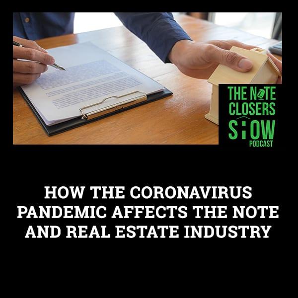 NCS 576 | Coronavirus And Real Estate