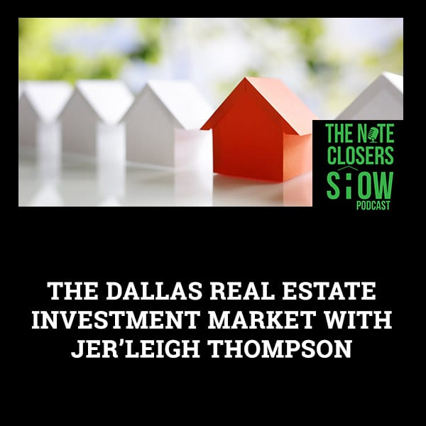 NCS 579 | Dallas Real Estate Market