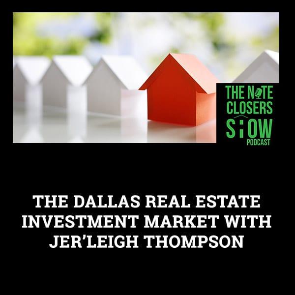 NCS 579 | Dallas Real Estate Market