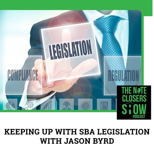 NCS 586 | SBA Legislation