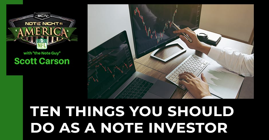 NNA 58 | Note Investment Business