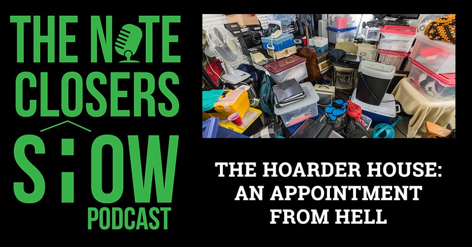 NCS 597 | Hoarder House