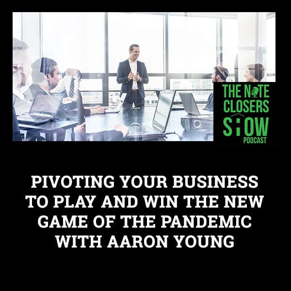 NCS 615 | Pivoting Your Business