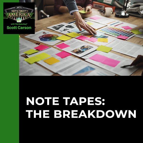NNA 75 | Note Tapes