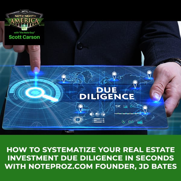 NNA 77 | Systematize Due Diligence
