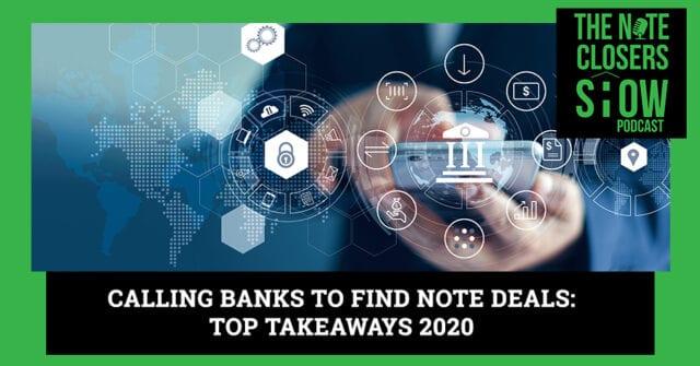 NCS 631 | Calling Banks
