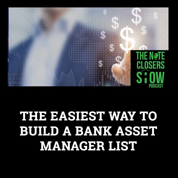 NCS 637 | Bank Asset Manager List