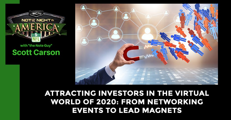 NNA 78 | Attracting Investors