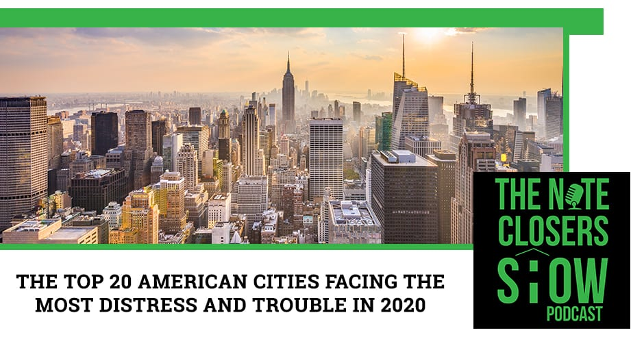 NCS 638 | Distressed American Cities