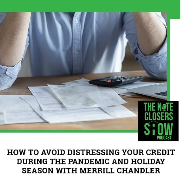 NCS 641 | Distressing Your Credit